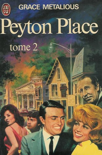 Peyton Place, tome 2 par Grace Metalious