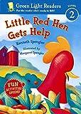 The Little Red Hen Book & CD (Read Along Book & CD)