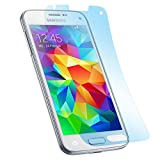 doupi Protecteur Écran Samsung Galaxy S5 mini, UltraThin Crystal Super Clear Protection Afficher Pellicule (3x en Pack)
