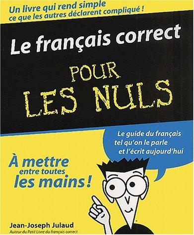 """<a href=""""/node/50832"""">Le français correct pour les nuls</a>"""
