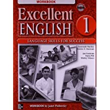 Excellent English 1 Workbook with Audio CD by Janet Podnecky (2008-03-10)