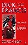 Dead Cert (A Dick Francis Novel) - Dick Francis