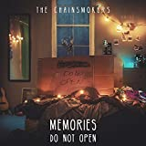 Memories. Do Not Open. Album CD Standard