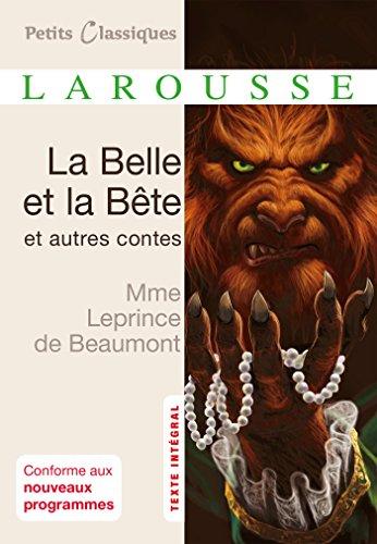 La Belle et la Bête et autres contes par Jeanne-Marie Leprince de Beaumont
