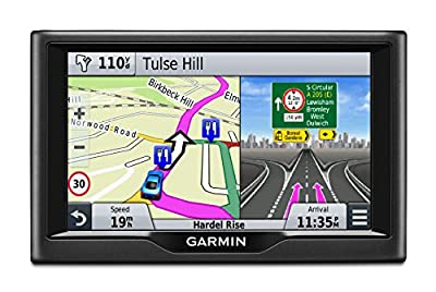 Garmin nuvi 57LMSatellite Navigation System