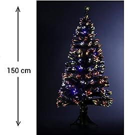 Albero Di Natale Fibra Ottica 180 Cm.Catalogo Alberi Di Natale Luminosi Negozio Online Alberi Di Natale