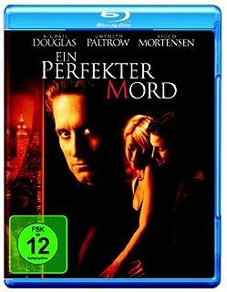 Ein perfekter Mord [Blu-ray]
