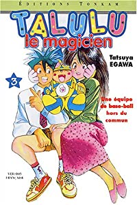 Talulu le magicien Edition simple Tome 3