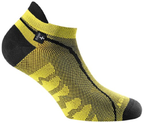 Rohner Socken X-Sports Rock, Lemon, 39-41, 60_2610 (Sport Socken Rock)