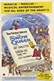 The Snow Queen Plakat Movie Poster (27 x 40 Inches - 69cm x 102cm) (1960)