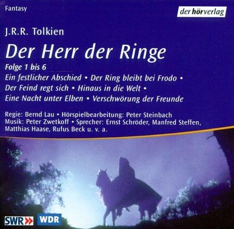 Der Herr der Ringe. Sonderausgabe. 11 CDs. 756 Min. -