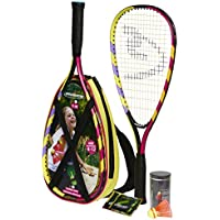 Speedminton Set S Junior, lila/rosa/verde, 400043