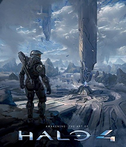 Awakening: The Art of Halo 4 por Paul Davies