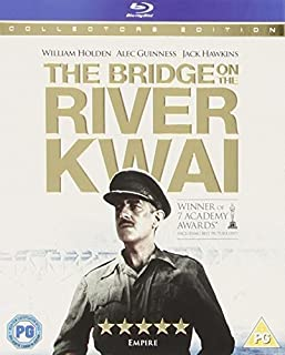 The Bridge on the River Kwai [Blu-ray] [2011] [Region Free] (B004SF68E0) | Amazon Products