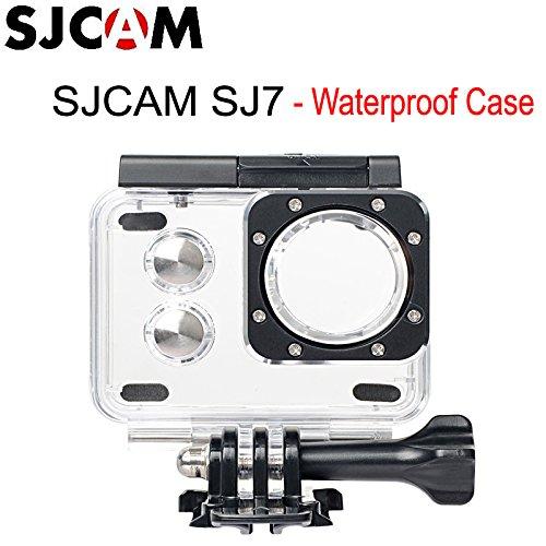 Original SJCAM SJ7Zubehör Unterwasser-Gehäuse wasserdicht Fall Tauchen 30m für SJ7Star Action Kamera