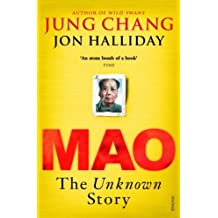 Mao: The Unknown Story by Jon Halliday (2007-01-04)
