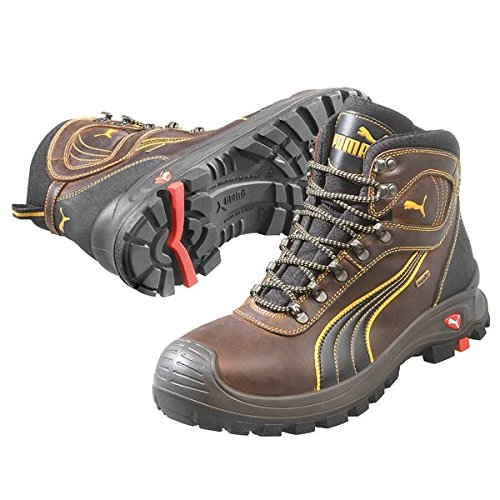 Puma chaussures de sécurité Sierra Nevada Mid S3