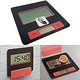Power-Preise24 Digitale Küchen-Waage mit Wandhalterung Digital-Waage 2 g - 5000