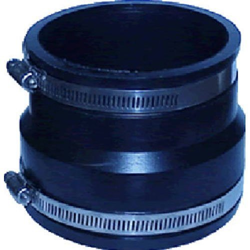 Fernco Inc. P1070-44 Flex Coupling For Corrugated Pipe by Fernco