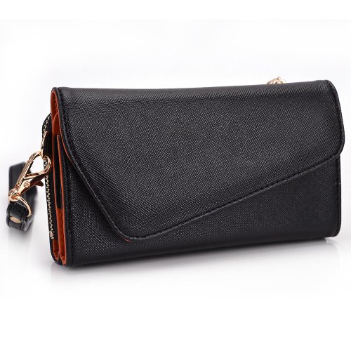 kroo-clutch-wallet-with-wristlet-and-crossbody-strap-for-5-smartphone-burnt-orange