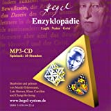 G.W.F. Hegel: Die Enzyklopädie I-III; Hörbuch, 10 Std, 1 MP3-CD