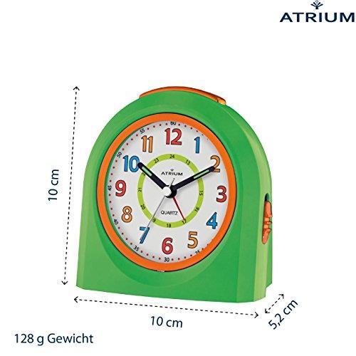 Atrium Kinderwecker A921-3, grün - 3