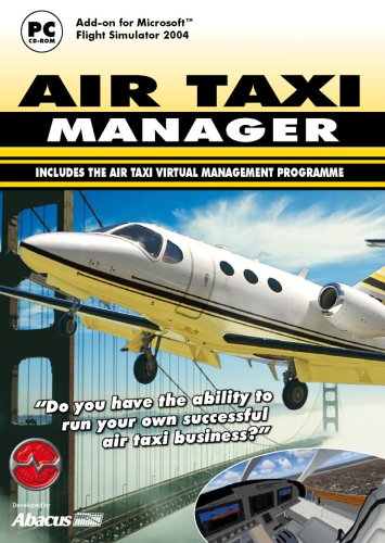 First Class Simulations Air Taxi Manager Add-On for FS 2002/2004 [UK Import]