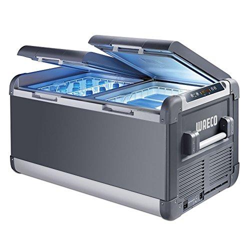 Preisvergleich Produktbild Kompressor-Kühlbox CoolFreeze Dual Zone cfx-95dz2, Fassungsvermögen 85l Liter, Klasse A +
