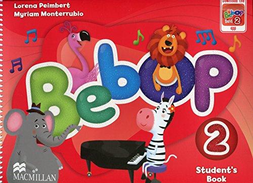 Bebop 2 Student's Book Pack