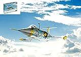 Italeri IT1359 F-104 A/C Starfighter Kit 1:72 MODELLINO Model