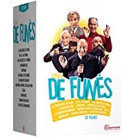 Coffret Louis de Funès - 12 films