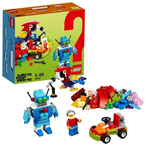 LEGO Building Bigger Thinking 10402 - Spaß in der Zukunft, Konstruktionsspielzeug