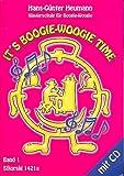 ITS BOOGIE-WOOGIE TIME Band 1 (+CD) mit Bleistift -- Klavierschule für Boogie-Woogie mit faszinierenden Original-Boogie