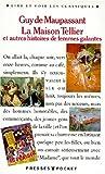 La maison Tellier et autres histoires de femmes galantes - Presses pocket - 01/10/1991