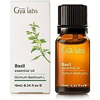 Basilikum ätherisches Öl, 10 ml, 100% rein, unverdünnt, natürliche und therapeutische Qualität für Aromatherapie... preisvergleich bei billige-tabletten.eu