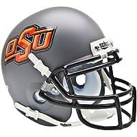 Schutt NCAA Oklahoma State Cowboys Sammlerstück Alt 1Mini Helm, matt grau