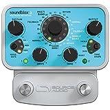 Source Audio Soundblox 2 Multiwave distorsions Pédale d\'effet pour Guitare Basse Bleu