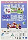Peppa Pig Triple Pack (Princess Peppa, Fire Engine and Peppas Christmas [DVD]
