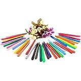 V-EWIGE Los estudiantes creyones de plástico Pluma de la acuarela de los niños Fuentes de pintura en color 36 Nueva
