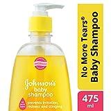#7: Johnson's Baby NMT Shampoo (475ml)