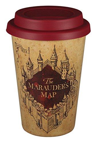 Taza Viaje Harry Potter HUSKHP01 400ml Huskup - Mapa