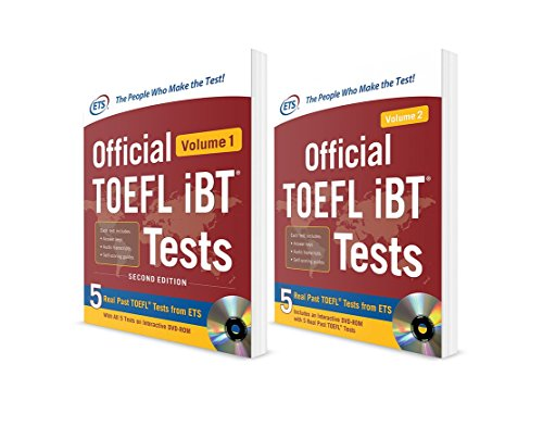 Official TOEFL iBT® Tests Savings Bundle