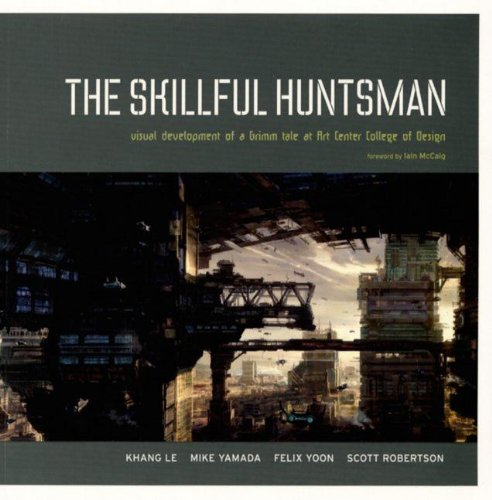 The Skillful Huntsman: Visual Development of a Grimm Tale at Art Center College of Design di Scott Robertson