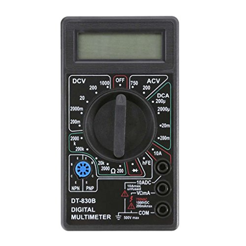 Aiming DT-830B Handheld Digital Multimeter Tragbare AC/DC Spannung Strom-Tester Messgerät Messwerkzeuge