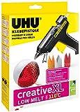 UHU 48615 Klebepistole, Niedrigtemperatur, Creative XL, Low Melt 110° C