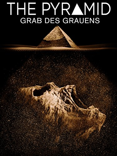 The Pyramid - Grab des Grauens Cover