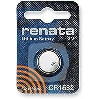 Renata CR 1632 3 V, batteria al litio moneta da