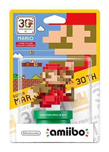 Nintendo - Figura Amiibo Mario, Colores Clásicos