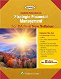 Students Referencer on Strategic Financial Management : For CA Final New Syllabus