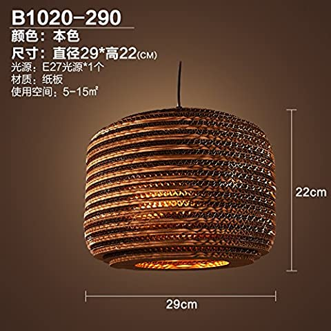 LYNDM Il sud-est asiatico Creative ristorante,bar,Bar,desktop lampadario lampadari loft scala industriale retrò materie e lampadari ,B1020(senza luce)